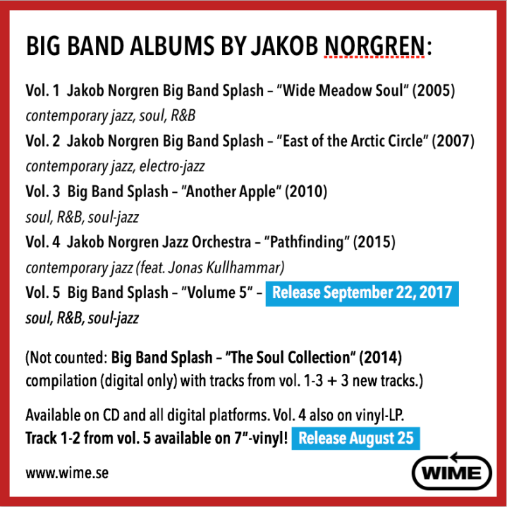 Big Band Volumes